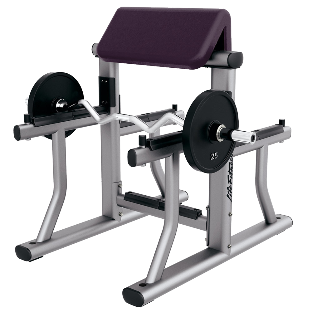 Life Fitness Bicep Curl Parts